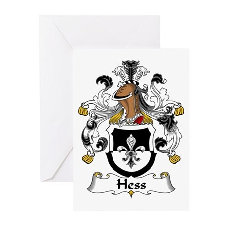 Hess Greeting Cards (Pk of 10)