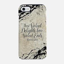 Shakespeare Violent Delights iPhone 7 Tough Case