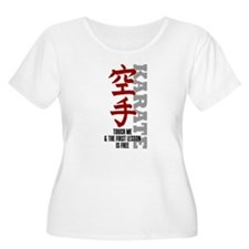 First karate lesson is free T-Shirt