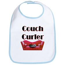 Couch Curler Bib