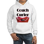 Couch Curler Hooded Sweatshirt