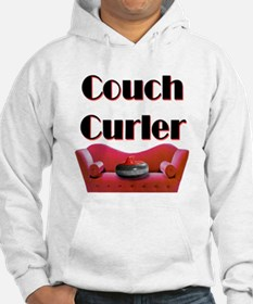 Couch Curler Hoodie