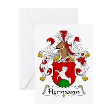 Hermann Greeting Card