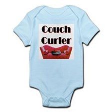 Couch Curler Infant Creeper