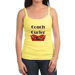 Couch Curler Jr. Spaghetti Tank