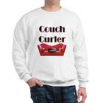 Couch Curler Sweatshirt