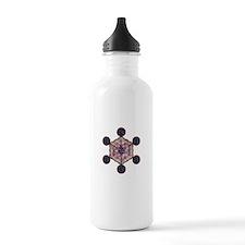 Metatron's Cube Water Bottle