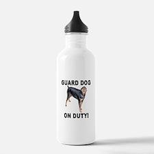 Helaine's GUARD DOG Water Bottle