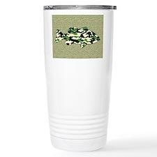 CAMO BASS Travel Coffee Mug