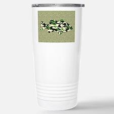 CAMO BASS Travel Mug