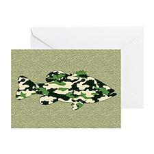 CAMO BASS Greeting Cards (Pk of 20)