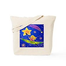 Star Kayaker Tote Bag