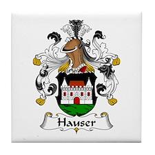 Hauser Tile Coaster