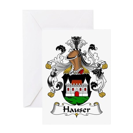 Hauser Greeting Card