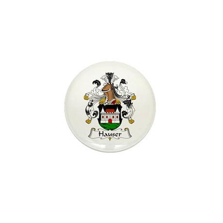 Hauser Mini Button (100 pack)