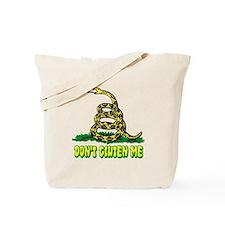 Don't Gluten Me Snake Tote Bag