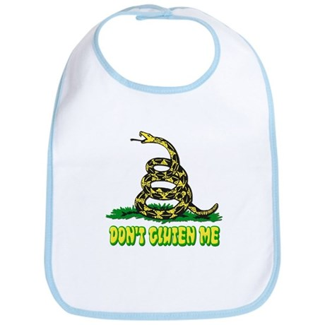 Don't Gluten Me Snake Bib