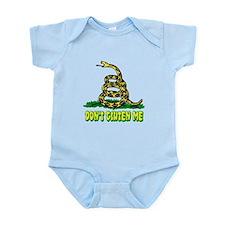 Don't Gluten Me Snake Infant Bodysuit