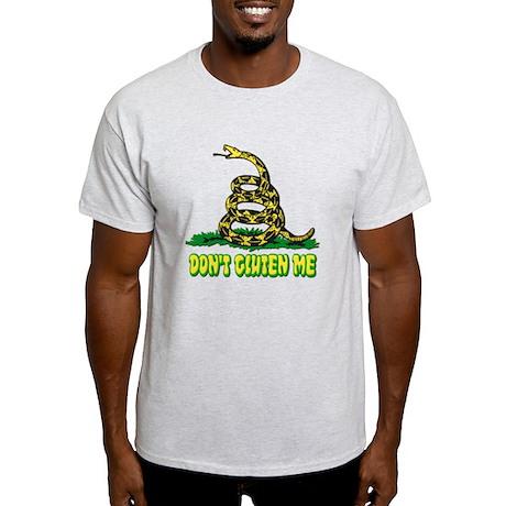 Don't Gluten Me Snake Light T-Shirt