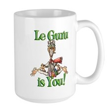 Le Guru is You! Mug