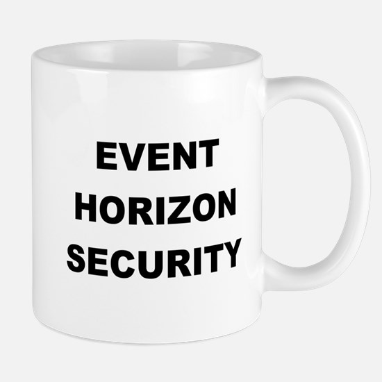 Event Horizon Security Mug