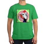 Have a Very Guinea Christmas! Men's Fitted T-Shirt