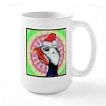 Have a Very Guinea Christmas! Large Mug