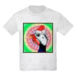 Have a Very Guinea Christmas! Kids Light T-Shirt