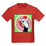 Have a Very Guinea Christmas! Kids Dark T-Shirt