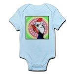 Have a Very Guinea Christmas! Infant Bodysuit