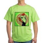 Have a Very Guinea Christmas! Green T-Shirt