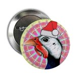"""Have a Very Guinea Christmas! 2.25"""" Button (1"""
