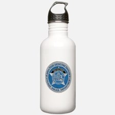 Chicago Police Detective Water Bottle