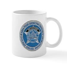 Chicago Police Detective Mug