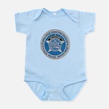 Chicago Police Detective Infant Bodysuit