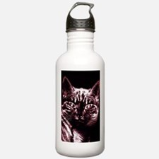 Kitty Art Water Bottle
