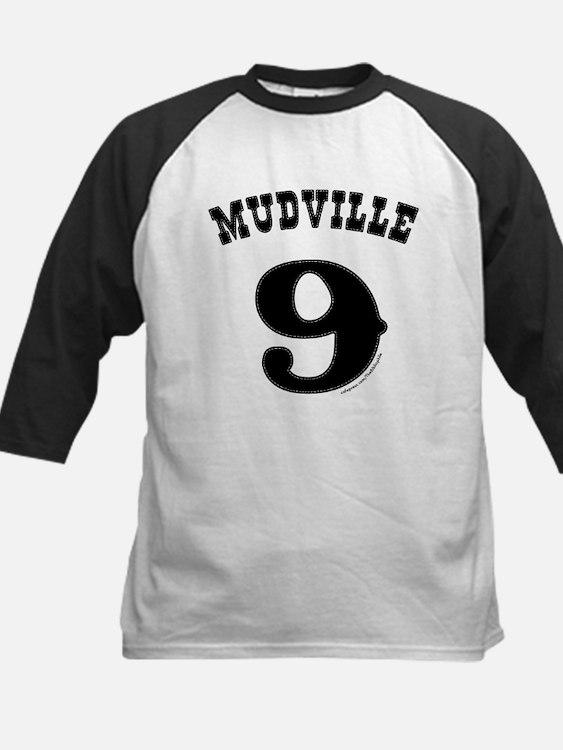 Mudville 9 Black Tee