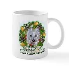 Merry Christmas Westie 2 Mug