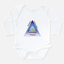 High Tech Long Sleeve Infant Bodysuit