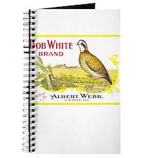 Cute Bobwhite Journal