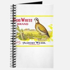 Cute Bobwhite Journal