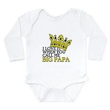 Big Papa Baby Suit