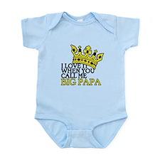 Big Papa Infant Bodysuit