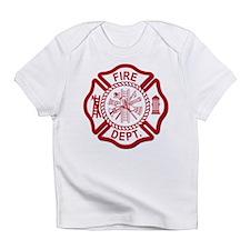 Firefighter Baby Infant T-Shirt