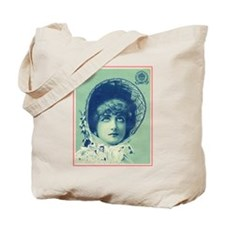 Cute Blue bonnet Tote Bag