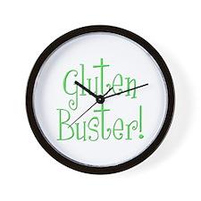 Gluten Busters Wall Clock