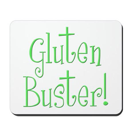 Gluten Busters Mousepad