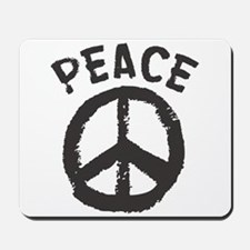 Peace Time Mousepad