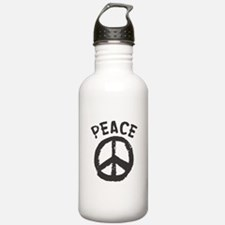 Peace Time Water Bottle