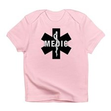Medic EMS Star Of Life Infant T-Shirt
